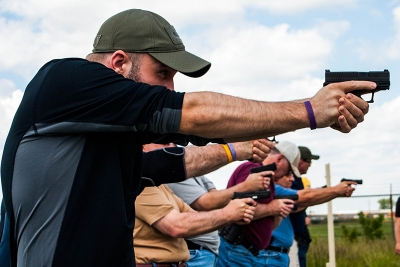 Defensive Handgun Training